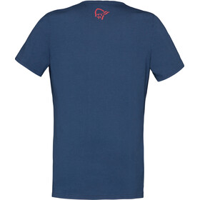 Norrøna W's /29 Cotton ID T-Shirt Indigo Night